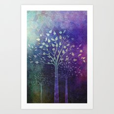 THE TREE OF LIFE - FOR IPHONE Art Print