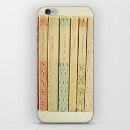 Old Books iPhone Skin