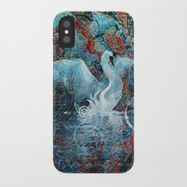The Song of Swans iPhone Case