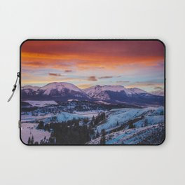 Paint the Sky Laptop Sleeve