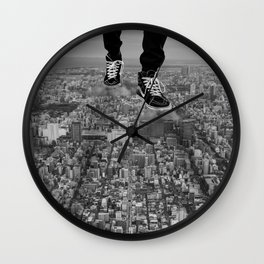 One of those days Wall Clock