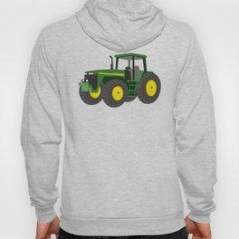 Green Farm Tractor Hoody