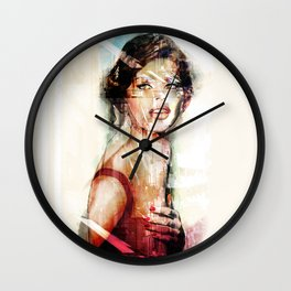Loren Wall Clock