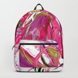 Pink Flow by Mia Backpack
