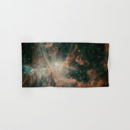 Orion Nebula Stars Hand & Bath Towel