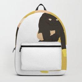 Kitten Mittens  Backpack