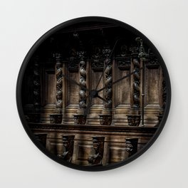 The Holy Light Wall Clock