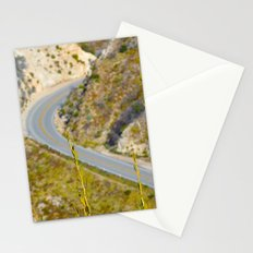 Serpentine Curve Stationery Cards