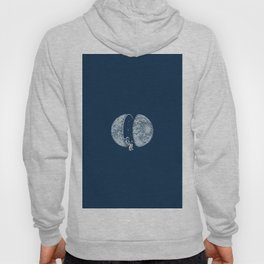 Chilling in Space Hoody