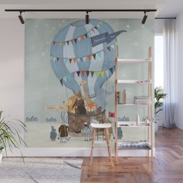 little adventure days Wall Mural