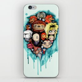 Should You Need Us 2.0 iPhone Skin
