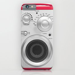 Vintage Radio iPhone Case
