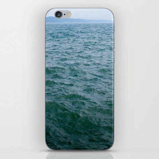 Nautical Porthole Study No.1 iPhone & iPod Skin