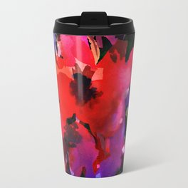 Plenty Poppies Travel Mug