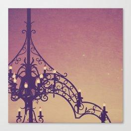 iron and light Canvas Print