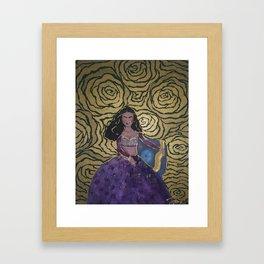 Queen's Ransom Framed Art Print