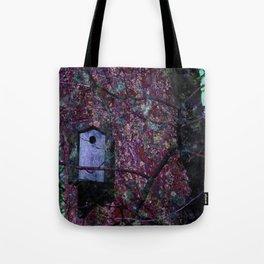 Bird house dreams Tote Bag