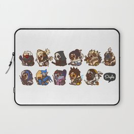 Pugliewatch Collection 1 Laptop Sleeve