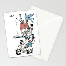 Move On Stationery Cards