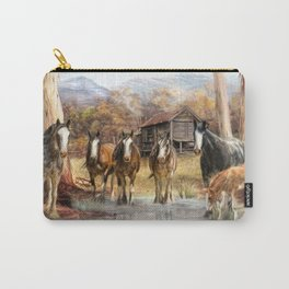 High Country Hideaway Carry-All Pouch