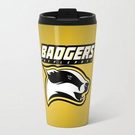Badgers Hufflepuff  Travel Mug