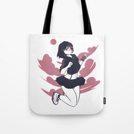 Honnoji Academy Style Tote Bag