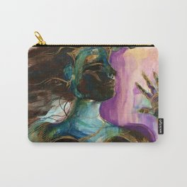 Earth Goddess by Kathy Morton Stanion Carry-All Pouch