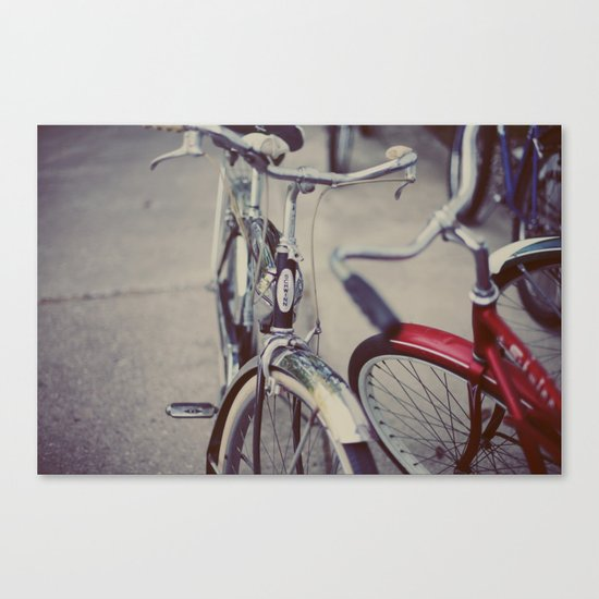 Summer Rides Canvas Print