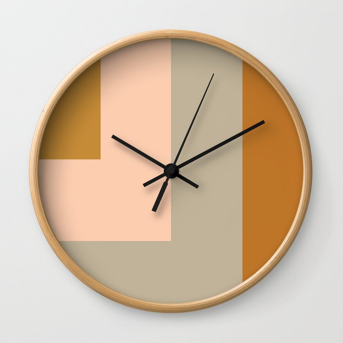 Minimalism_ART_01 Wall Clock