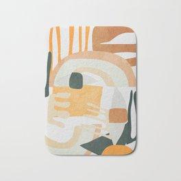 Abstract Art 10 Bath Mat