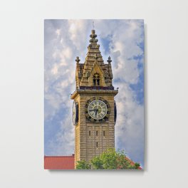 Bowling Green Courthouse Metal Print