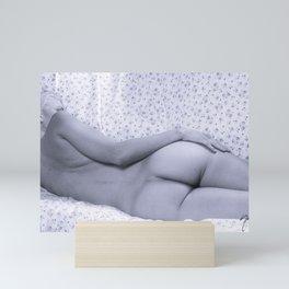Julie Darling 0798    Nude Nue SurXposed Mini Art Print