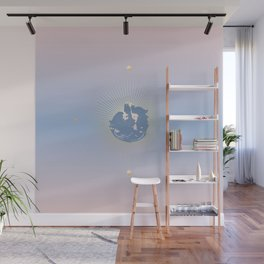 AngelSky Wall Mural