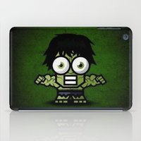 hulk iPad Cases featuring Hulk by Thorin