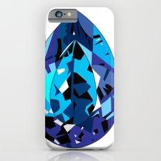 GEMS - blue , shine , single piece iPhone 6s Slim Case