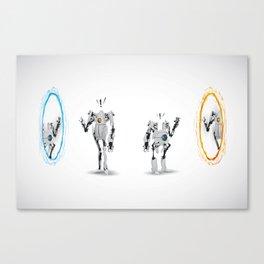 heya! Canvas Print