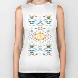 Native Aztec Biker Tank