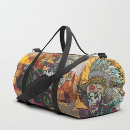 Wolves & Scandals Duffle Bag
