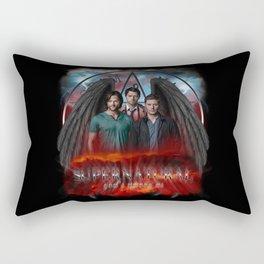 Supernatural Gods Among Us Rectangular Pillow