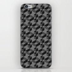Black box iPhone & iPod Skin