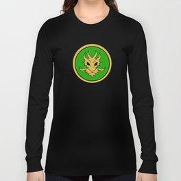 Ninjago Lloyd Symbol Long Sleeve T-shirt