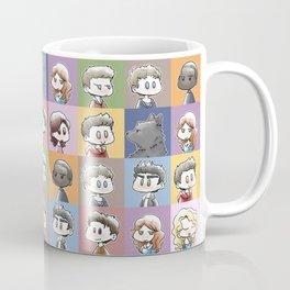 TW Cast Coffee Mug