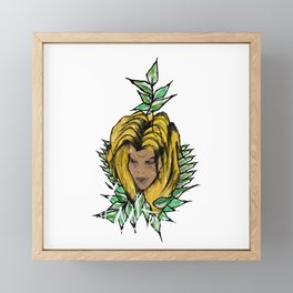 Vaalena Framed Mini Art Print