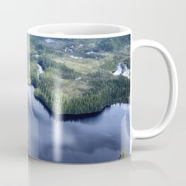 Misty Fiords national monument 2 Coffee Mug