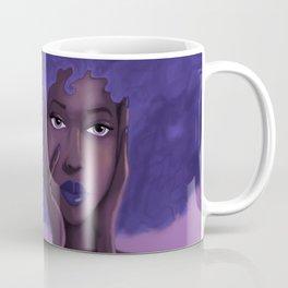 Afro Blu Coffee Mug