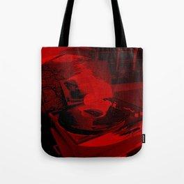 Vinyl AM Album Tote Bag