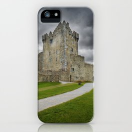 Ross Castle,Killarney,Ireland iPhone Case