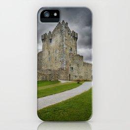 Ross Castle,Killarney,Ireland iPhone Case