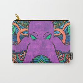 Octopus Color Carry-All Pouch