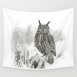 The Watcher Wall Tapestry
